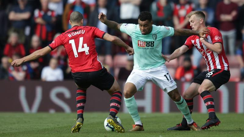 Relegation looms large for Bournemouth after home loss to Southampton