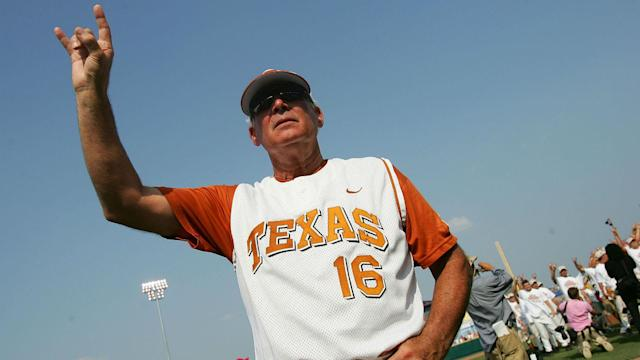 Augie Garrido, the winningest college baseball coach in history, died on Thursday at 79. (AP)