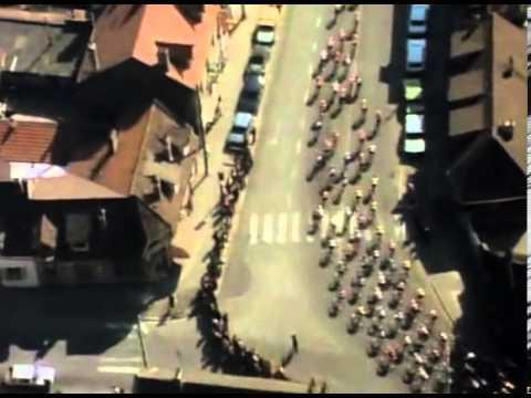 """<p>The Paris-Bourbaix race is famous for it's dangerous, cobbled track, and in 1976, one film crew chronicled the race from its start to its exciting finish. </p><p><a class=""""link rapid-noclick-resp"""" href=""""https://www.youtube.com/watch?v=pvK9GjTyyWw"""" rel=""""nofollow noopener"""" target=""""_blank"""" data-ylk=""""slk:Stream It Here"""">Stream It Here</a></p><p><a href=""""https://www.youtube.com/watch?v=K8YJ7YpZ4wc"""" rel=""""nofollow noopener"""" target=""""_blank"""" data-ylk=""""slk:See the original post on Youtube"""" class=""""link rapid-noclick-resp"""">See the original post on Youtube</a></p>"""