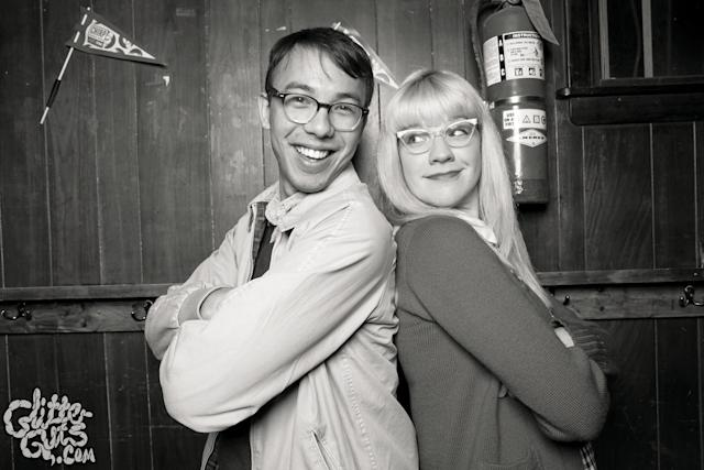 Evan Chung and Karin Fjellman bought acondo together in Chicago. (Courtesy of Karin Fjellman)