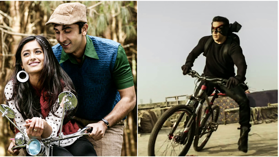 World Bicycle Day: Movies where bicycles played a pivotal role