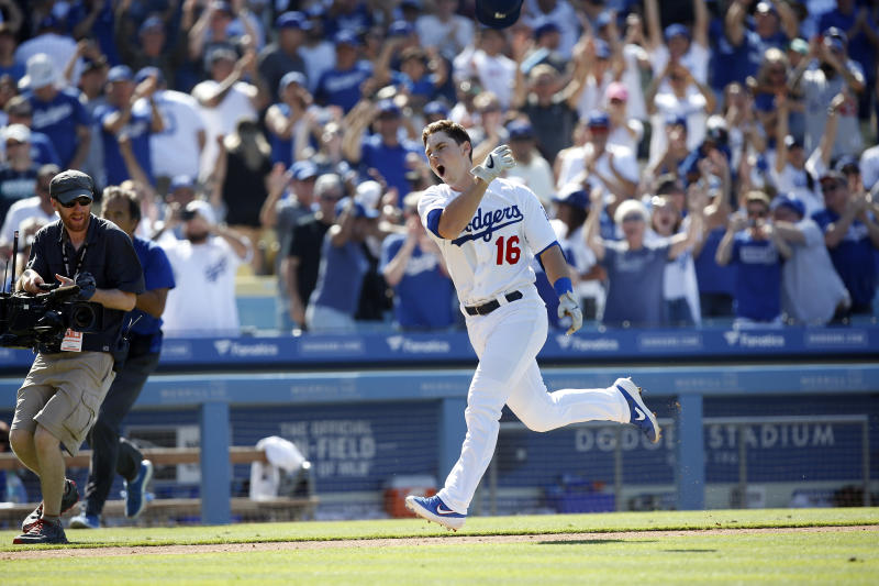 The Los Angeles Dodgers remain atop the Yahoo Sports MLB Power Rankings.