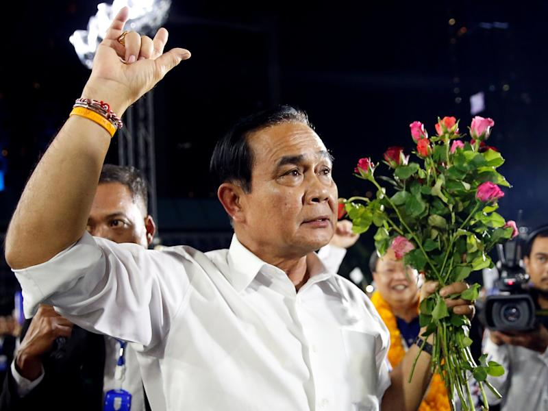 Thailand election: Democracy returns – but the ruling military junta has a 250-seat lead