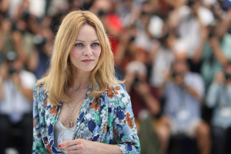 Paradis says she finds theatre work 'exciting but dangerous' (AFP/Valery HACHE)