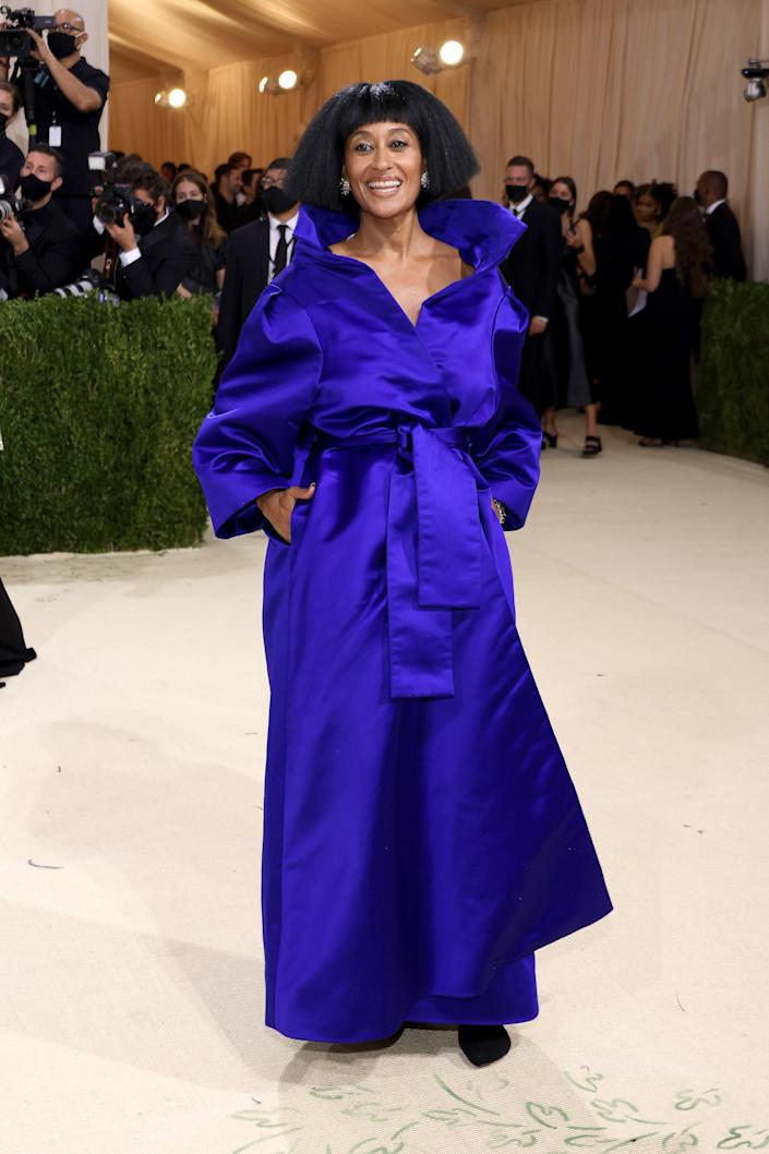 """<h1 class=""""title"""">Tracee Ellis Ross in Balenciaga Couture</h1><cite class=""""credit"""">Photo: Getty Images</cite>"""