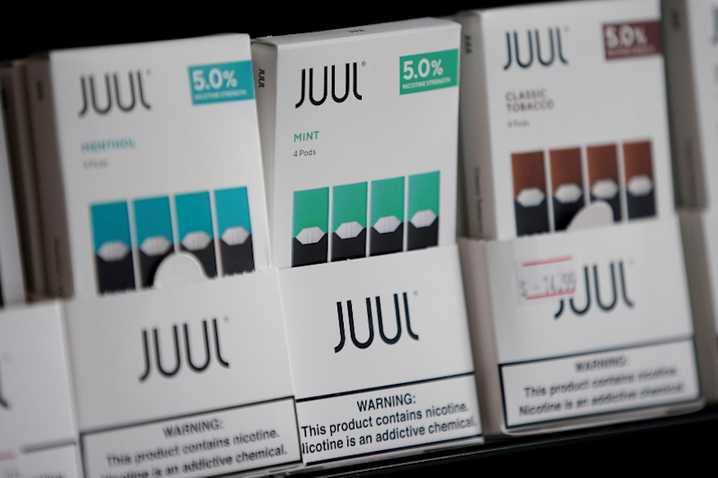 California Sues e-cigarette Maker Juul for Selling Products to Youth in 'Wildly Successful' Campaign
