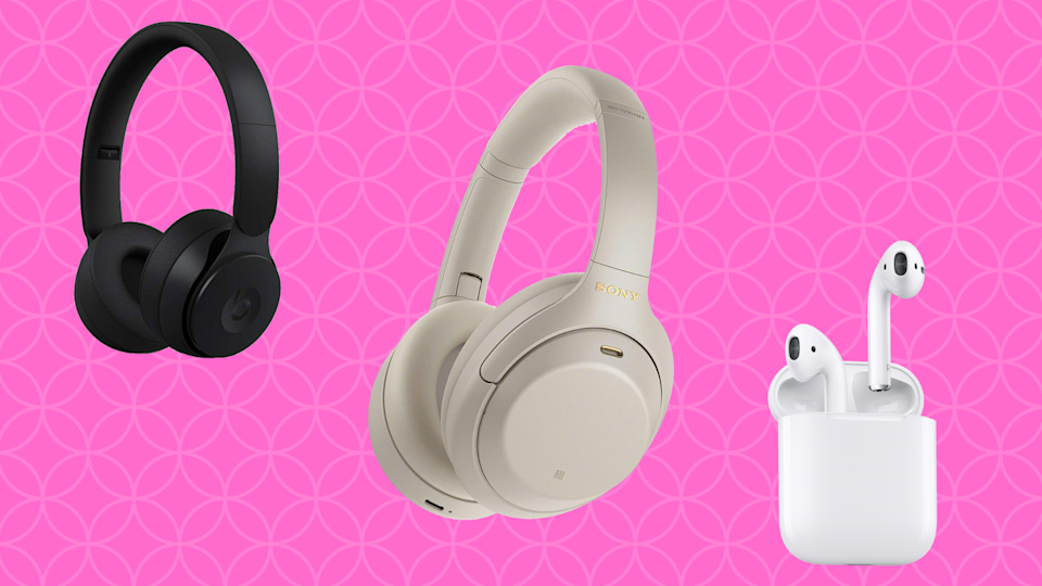 The moment has come to still scoop up your dream headphones at an awesome price. (Photos: Yahoo Life)