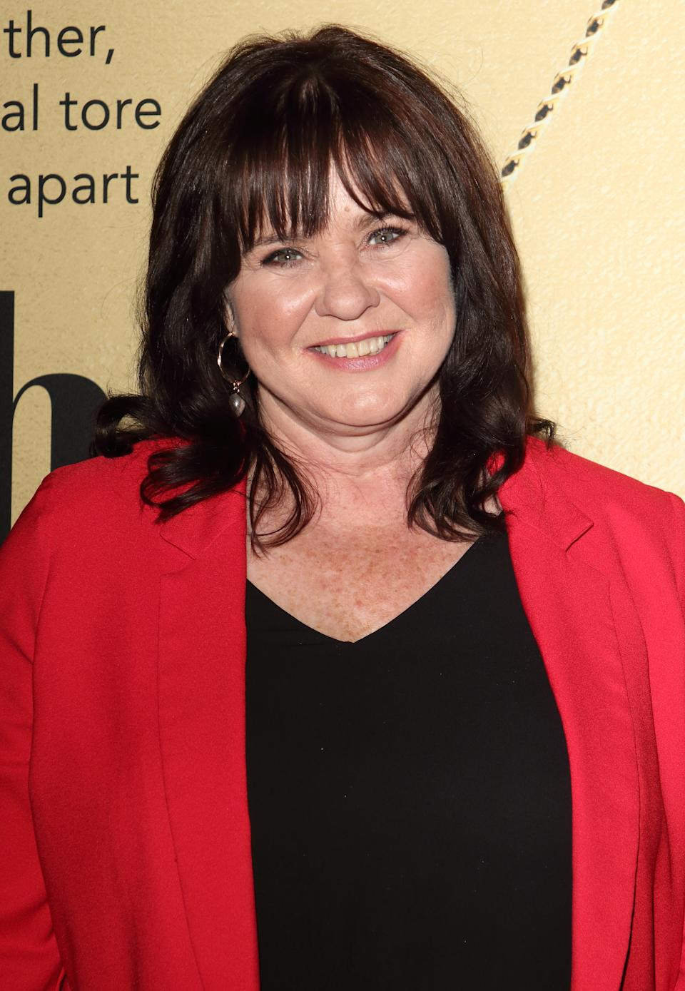 LONDON, UNITED KINGDOM - 2019/07/02: Coleen Nolan at The Thunder Girls book launch party at The Court, Kingly Street. (Photo by Keith Mayhew/SOPA Images/LightRocket via Getty Images)