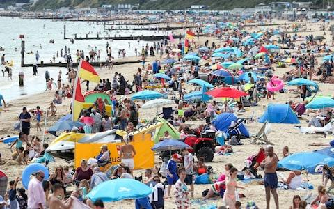 Temperatures could reach 40C in the coming decades - Credit: Andrew Matthews PA