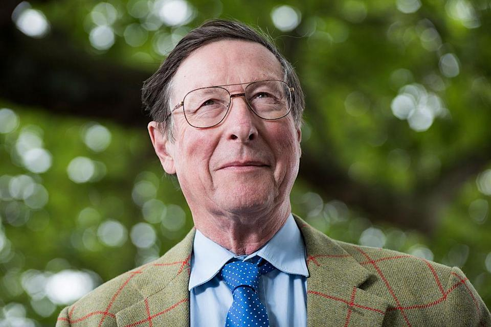 <em>Former boss – Max Hastings said if Boris Johnson became Prime Minister, he'd leave the country (Picture: Getty)</em>