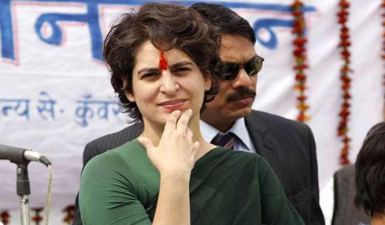 In video message, Priyanka urges voters in HP to support Cong's Mandi candidate