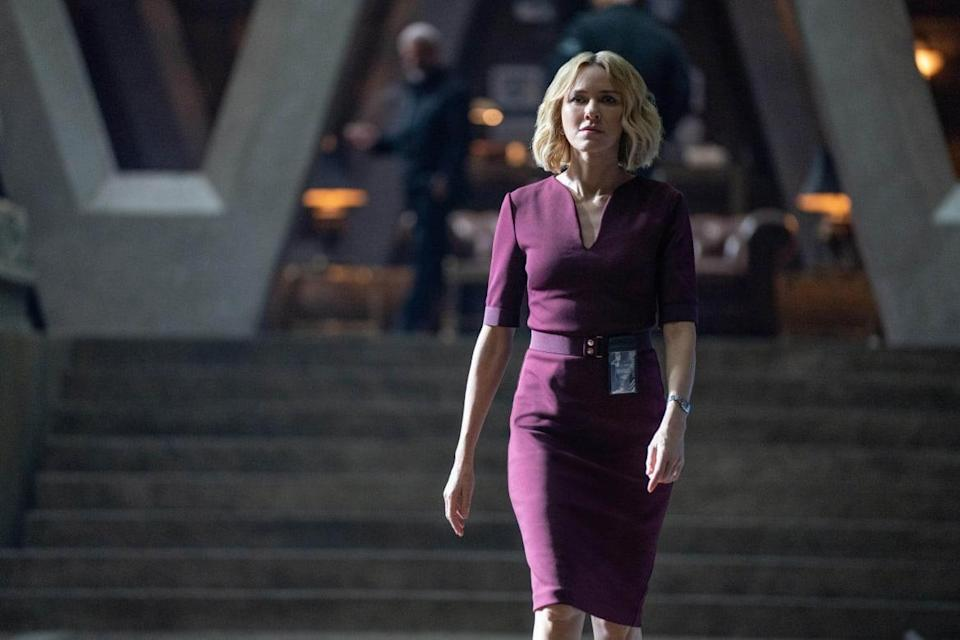 "<div class=""inline-image__caption""><p>Naomi Watts in <em>Boss Level </em></p></div> <div class=""inline-image__credit"">Hulu</div>"