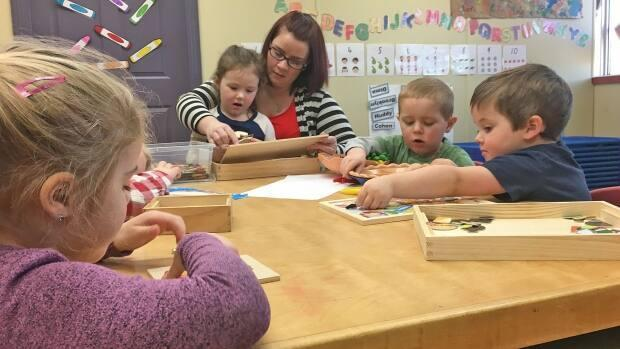 Early childhood educators are getting a raise. (Natalia Goodwin/CBC - image credit)