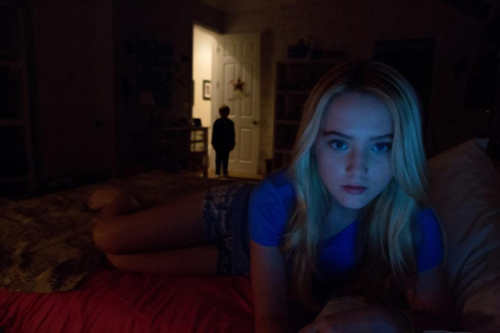 """ Paranormal Activity 4 "" Release date: October 19"