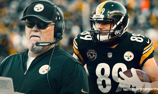 Steelers TE Vance McDonald Is 'Never Going To Play The Full Game' Says OC Randy Fichtner