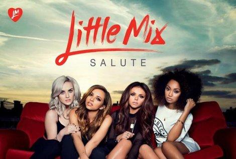 Little Mix cement premier girlband status on 'Salute'