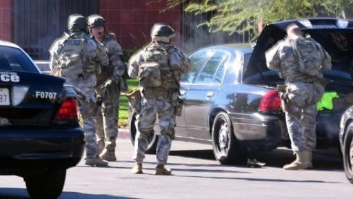 14 killed in California shooting, two suspects dead