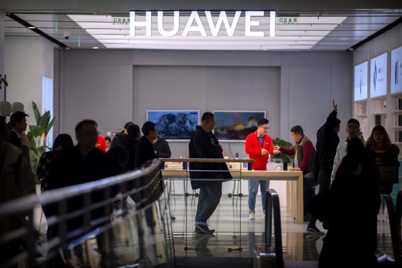Huawei moving US research centre to Canada, founder Ren Zhengfei says