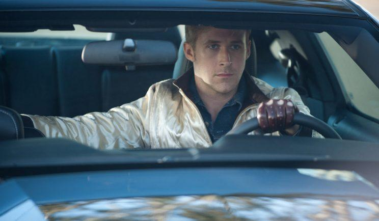Ryan Gosling in 'Drive' - Credit: OutNow