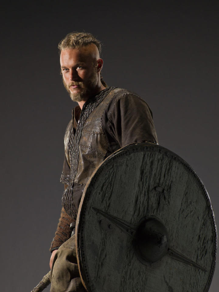 Ragnar Lothbrok - played by Travis Fimmel