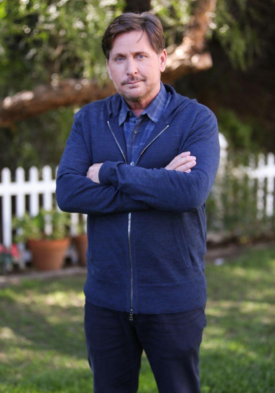 <p>Throughout the '90s, Emilio starred in <em>The Might Ducks</em> series as the coach. In the 2000s, he's tried his hand at directing, including working on popular television shows <em>Cold Case</em>, <em>CSI: NY,</em> and <em>Numb3rs</em>.</p>