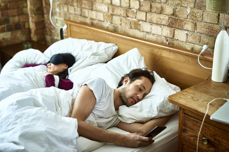Men and women view various types of infidelity differently. (Getty Images)