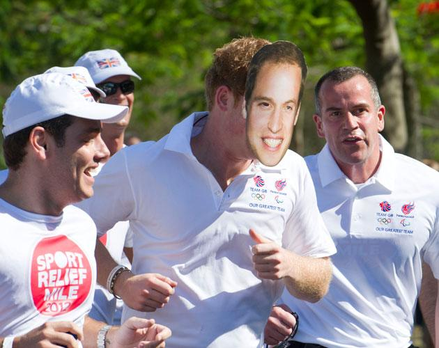 harry als william