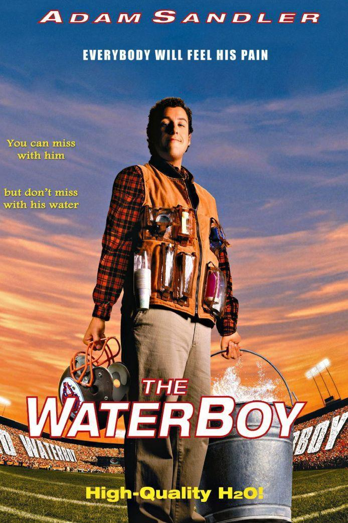 "<p><strong>Role: </strong>Robert ""Bobby"" Boucher, Jr</p><p><strong>Rotten Tomatoes s<strong>core</strong></strong><strong>: </strong>35%</p><p>Not much more than a feature-film adaptation of Sandler's Canteen Boy character from <em>SNL</em>, but with more football and less molestation by Alec Baldwin. <br></p>"