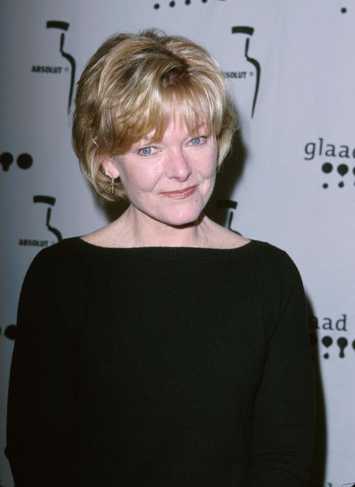 SNL alum Jane Curtin played Dr. Mary Albright, Dick's on-again, off-again girlfriend.  Though often repulsed by Dick's stupidity, she couldn't resist his immature charm.  Here, Curtin attends the 2000 GLAAD Media Awards. Getty Images / SGranitz