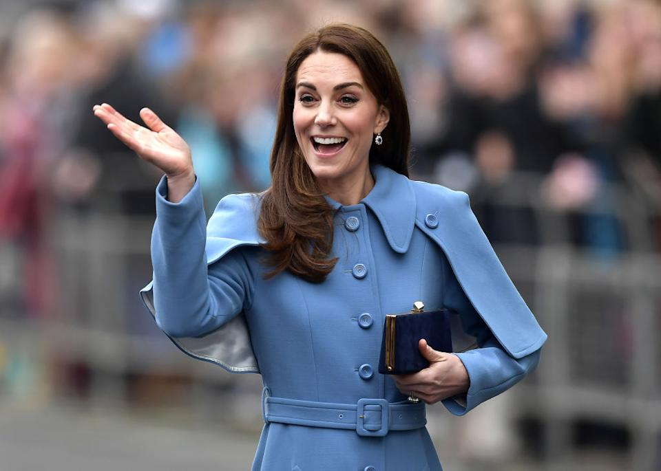 The Duchess of Cambridge has also had a search-worthy year [Photo: Getty]