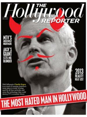 Dish Network's Charlie Ergen Is the Most Hated Man in Hollywood