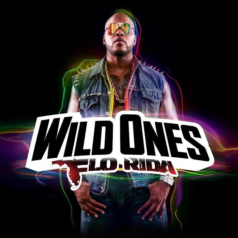"""This CD cover image released by Atlantic Records shows the latest release by Flo Rida, """"Wild Ones."""" (AP Photo/Atlantic Records)"""
