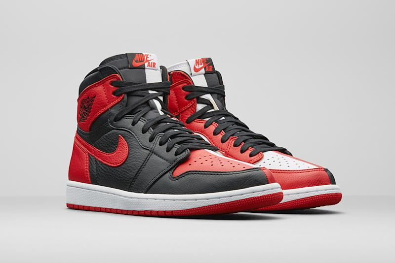 Air Jordan 1 High Homage to Home