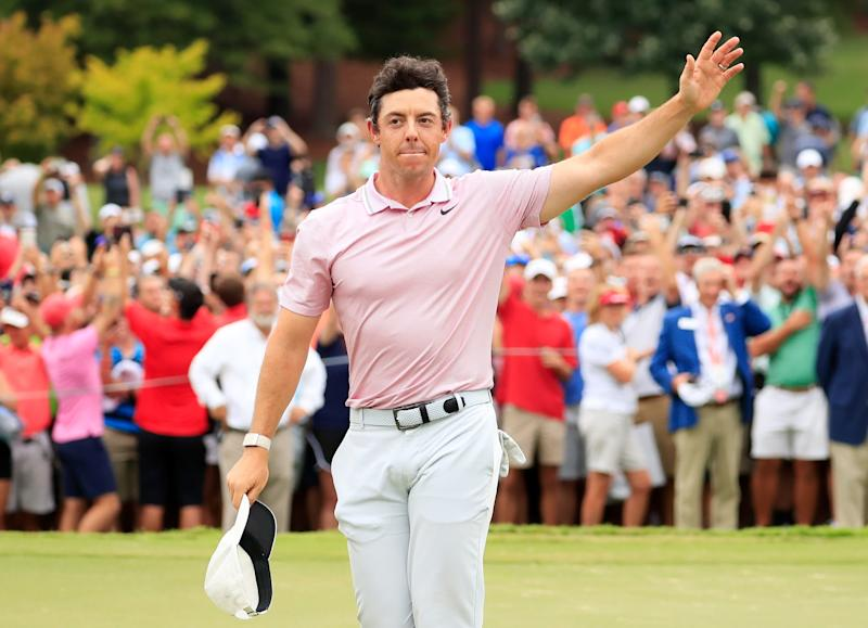 In an upset, Rory McIlroy wins PGA Tour Player of the Year over Brooks Koepka