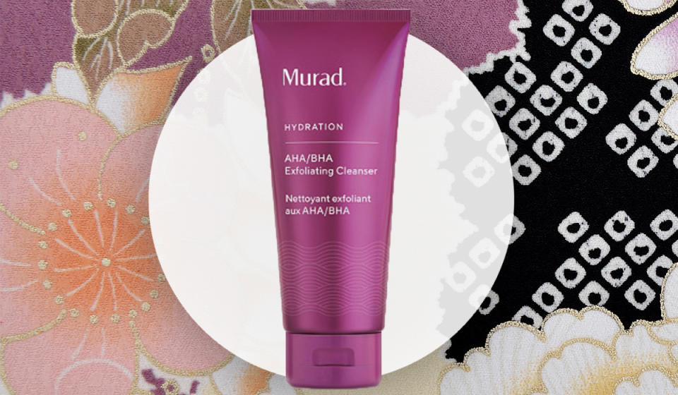 This intensive cleanser helps hydrate and exfoliate. (Photo: Ulta)