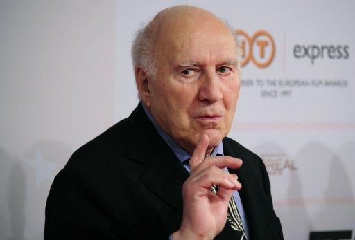 French actor Michel Piccoli is pictured in 2011
