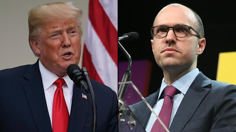 NYT Responds To Trump Tweet About 'Fake News' Meeting With Publisher A.G. Sulzberger