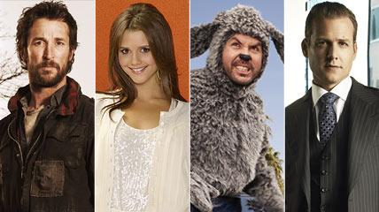 These shows got us through the dog days of summer
