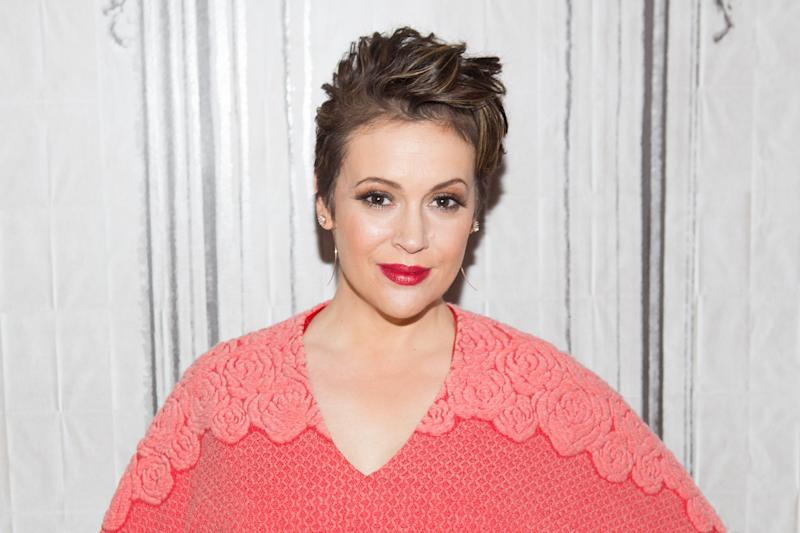 Alyssa Milano Shares Why She Didn't Report Her Assault