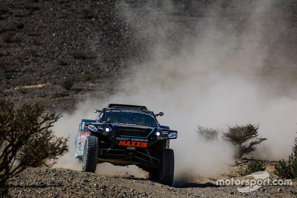 "#346 Tim Coronel, Tom Coronel, Maxxis Dakar Team<span class=""copyright"">Tom Coronel</span>"