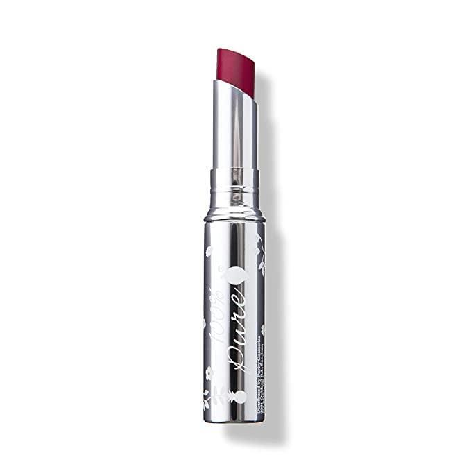 <p>The <span>100% Pure Lip Glaze</span> ($26) will give your lips a gorgeous flush of color while keeping them moisturized and supple. </p>