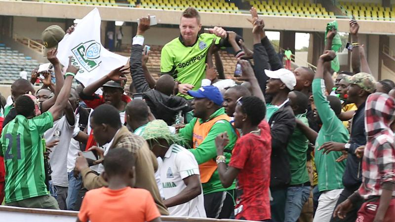Gor Mahia coach Dylan Kerr: This is why I love walking in Nairobi