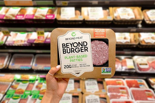 Beyond Meat Beefs Up Its Plant-Based Patty to Make It 'Meatier'