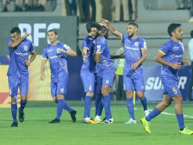 ISL 2019-20: Jorge Costa's Mumbai City FC capitalise on Bengaluru's mistakes to clinch crucial victory at home