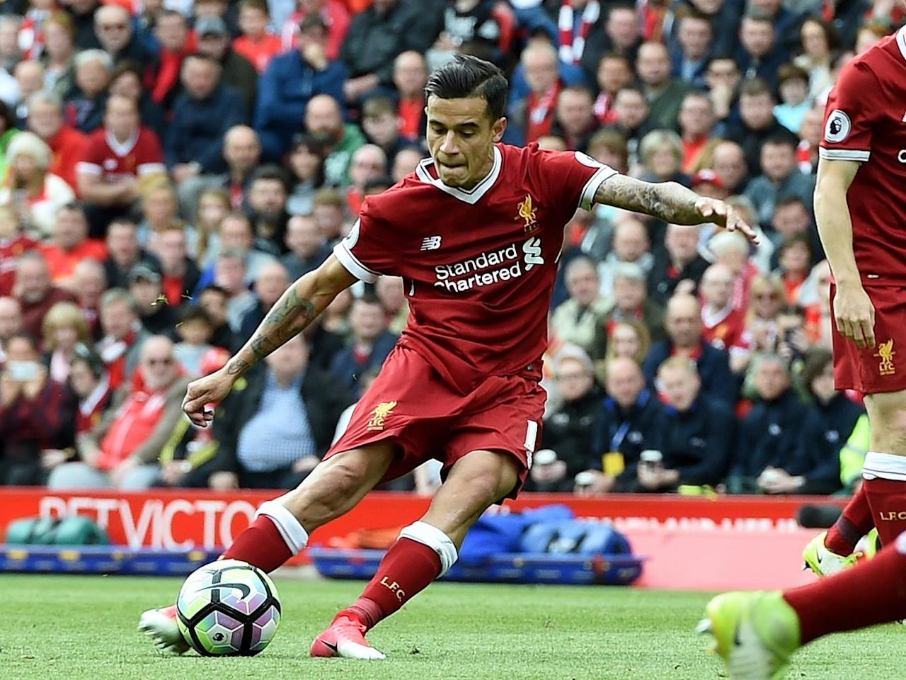 Philippe Coutinho wants to establish Liverpool legacy rather than become 'another player' at Barcelona or Real