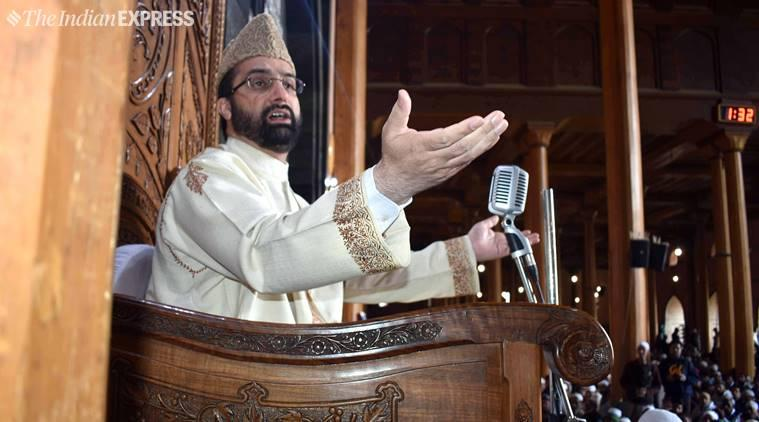Jammu and Kashmir, Hurriyat, Jammu and Kashmir separatists, Satya Pal Malik, J&K Governor, Hurriyat Conference, Mirwaiz Umar Farooq, India news, J&K elections, PDP, NC, Indian Express