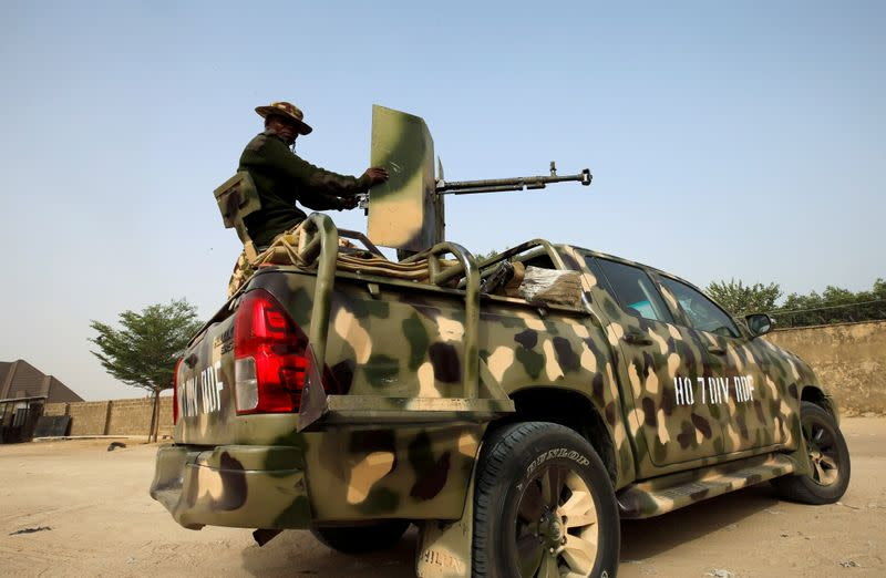 Nigeria's military razed villages in war on Islamist insurgents: Amnesty International