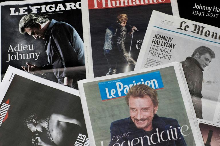 France's media have dedicated thousands of pages and hours of airtime to Johnny Hallyday