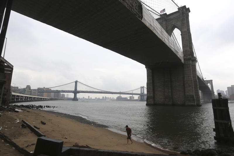 NYC plans development of East River waterfront
