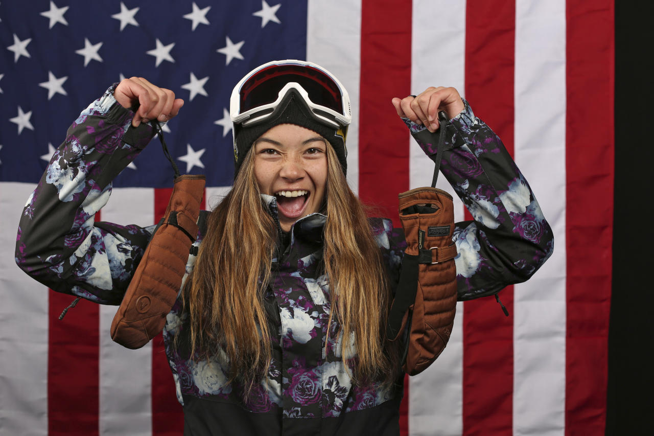 <p><span>Snowboarder Hailey Langland is one of the Team USA stars poised to breakout at this month's Winter Olympics in PyeongChang. Like her teammate and fellow teenage snowboard sensation, Chloe Kim, Langland is a Southern California girl who got into the sport because her father was a snowboarding enthusiast. </span>(AP) </p>